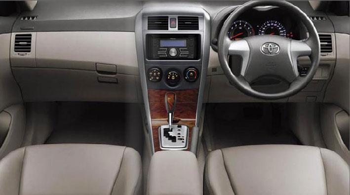 Corolla Interior Pakistani Car Advice News Blog