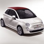 The new Fiat 500c