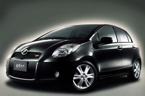 Toyota Vitz Imported